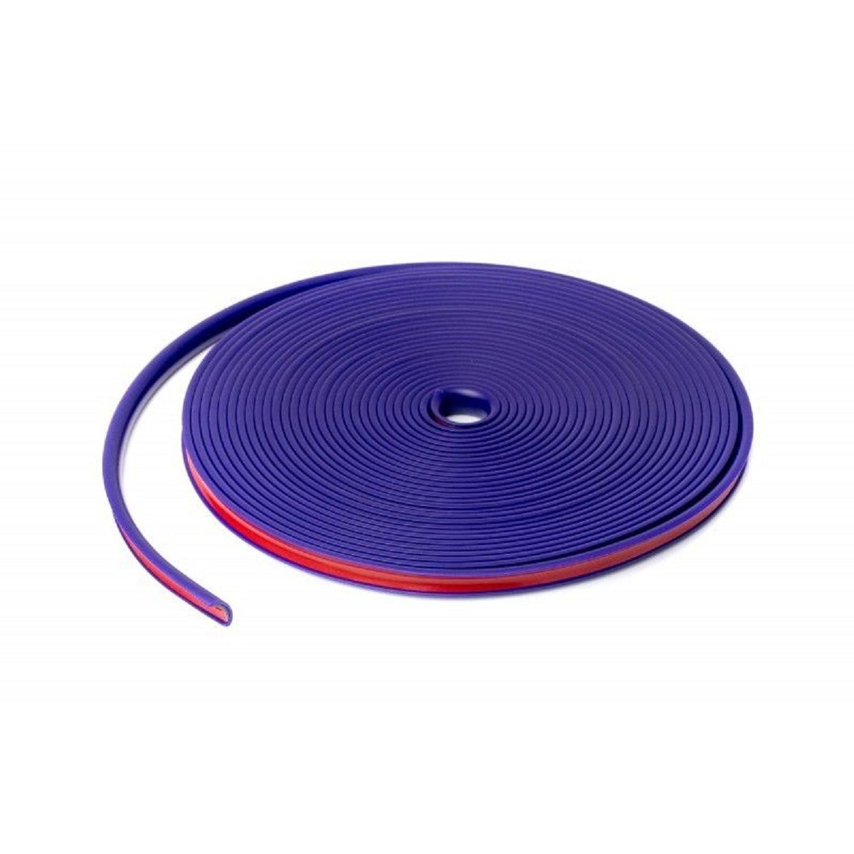 Liserets Contours Protection Pour 4 Jantes Jusqu'à 19 Pouces Couleur Violet